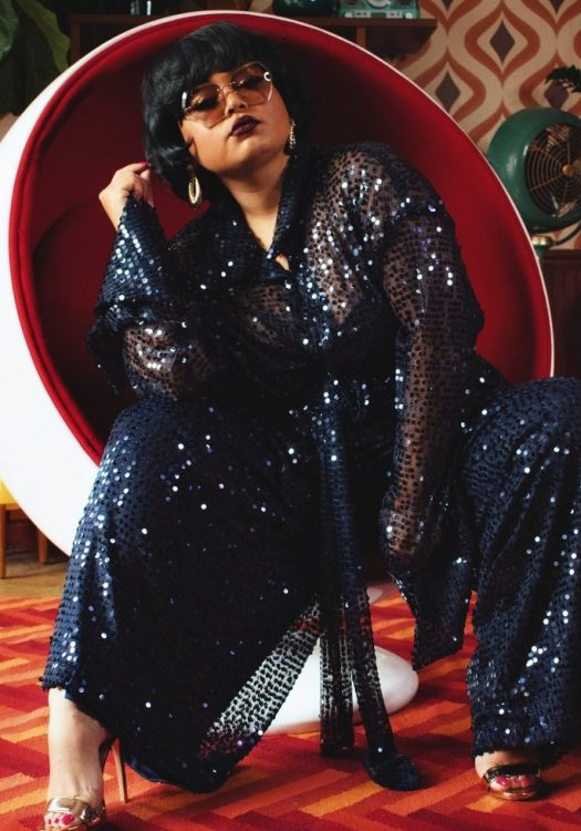 Inside the Zelie for She holiday 19 Collection- DIsco Fever