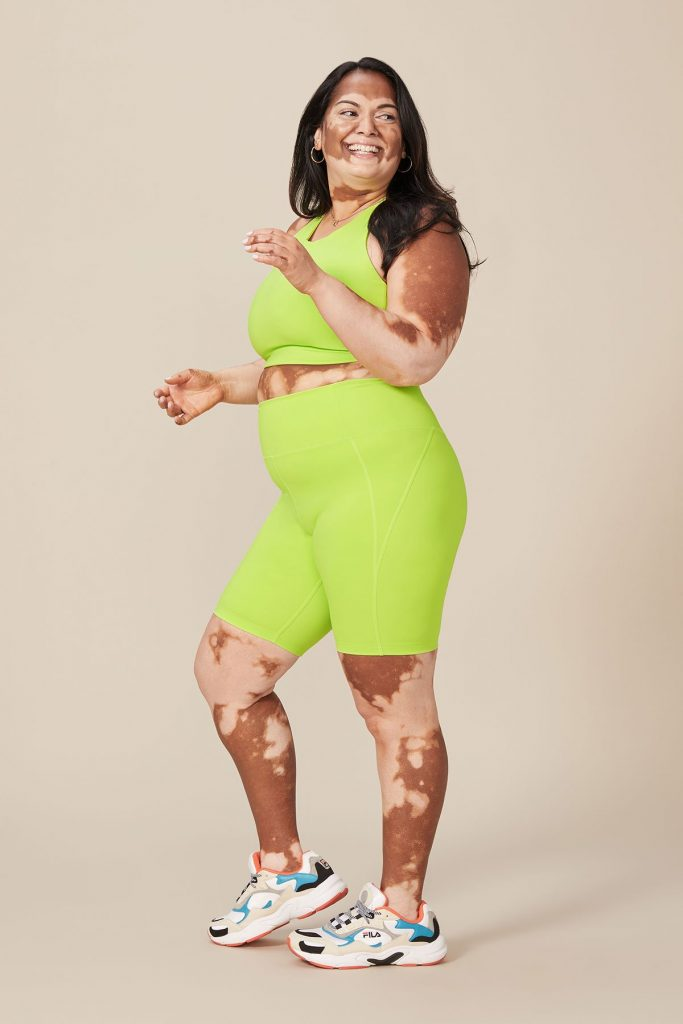 Girlfriend Collective Plus size activewear