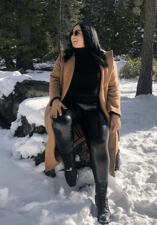 15 Plus Size Instagrammers Owning Cold Weather Style