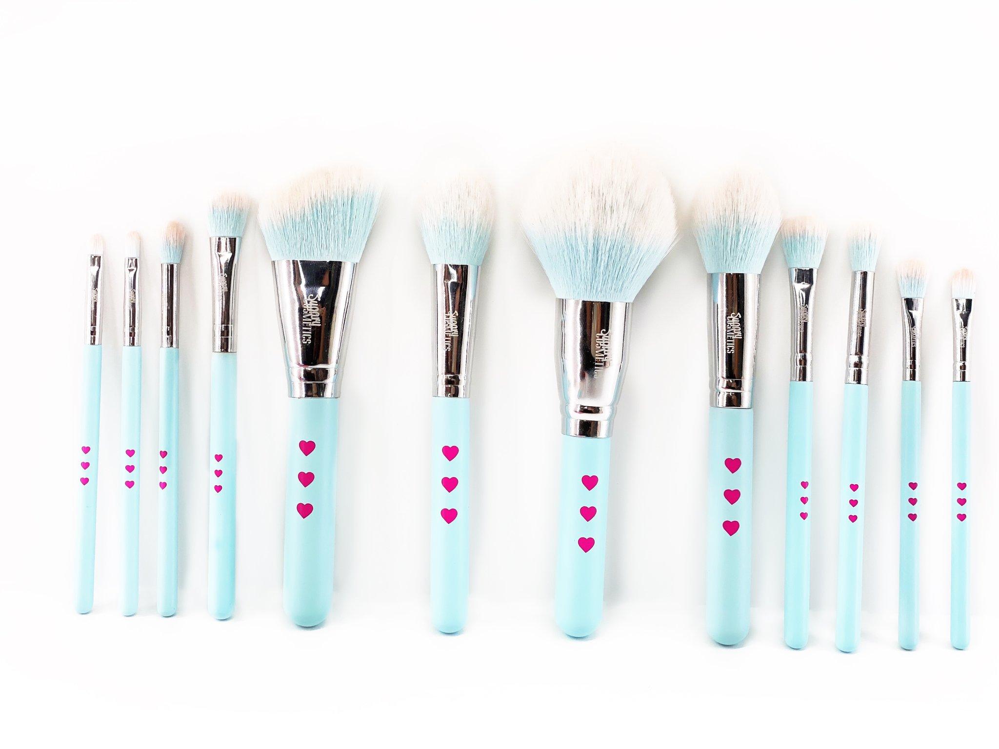 Sugary Cosmetics Brush Set