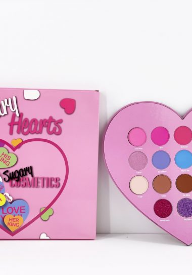 Meet the Sweetheart Collection from Sugary Cosmetics