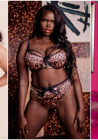 Some of the Sexiest Plus Size Valentine's Day Lingerie to Own!