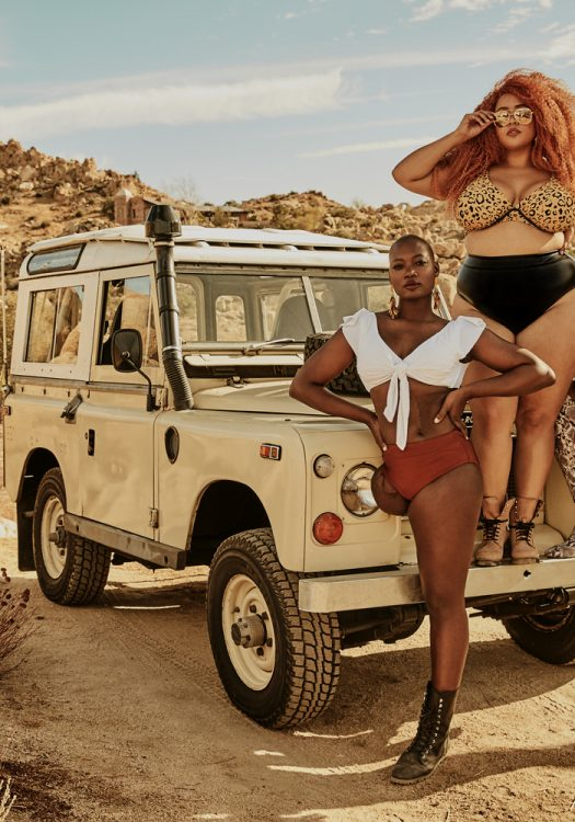 GabiFresh's Swimsuits for All Collection, Wild Safari is HERE!