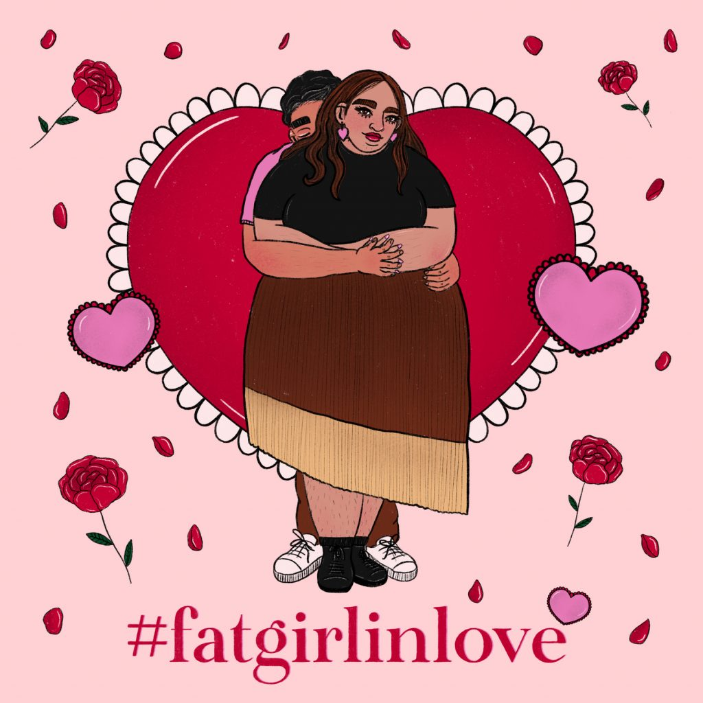 Fat girl in love Series by Ori #FatGirlinLove
