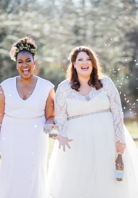 Eloquii and Ella & Oak are teaming up for bridal season to tour around ELOQUII stores to offer brides and their parties a VIP bridal shopping experience.