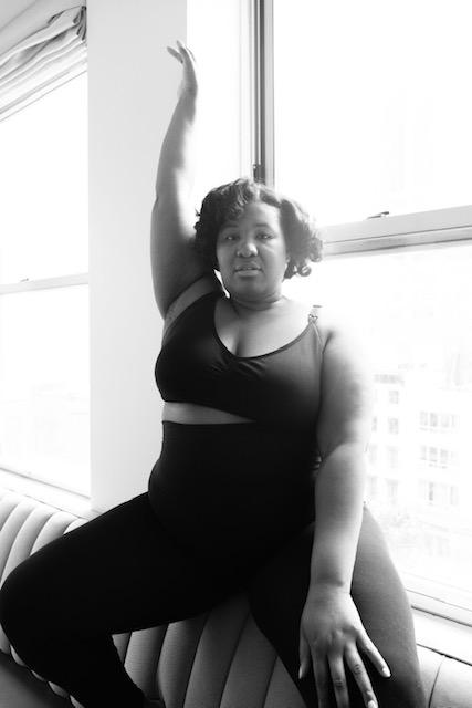 Plus Size Model-Sheena Postell