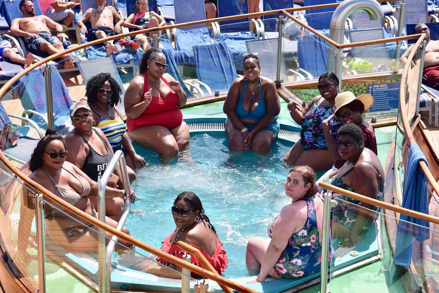 2019 TCFCruise with Travel Divas by The Curvy Fashionista