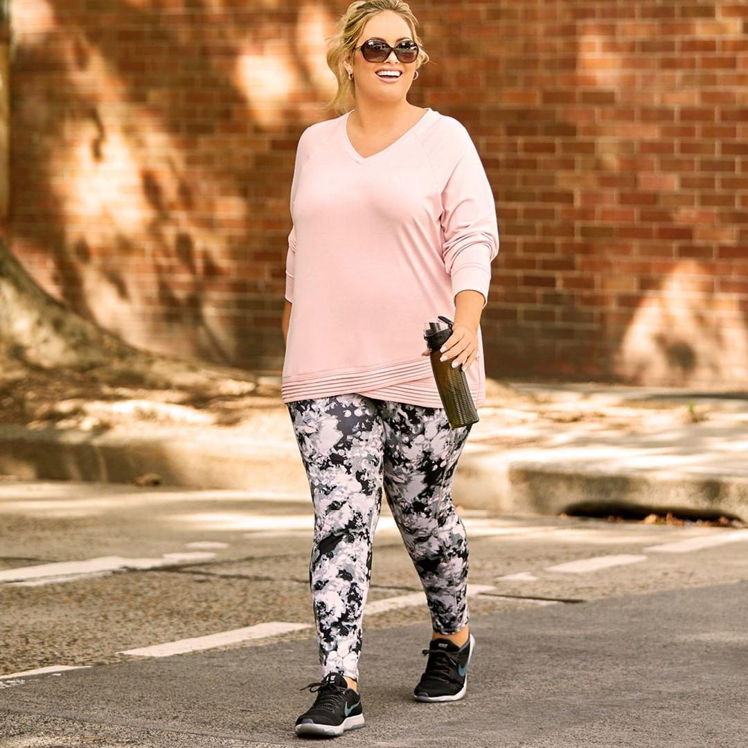 Avenue Plus size active wear