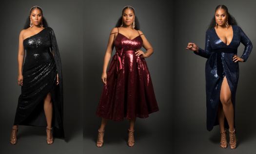 Plus size brand, Z by Zevarra interview on The Curvy Fashionista