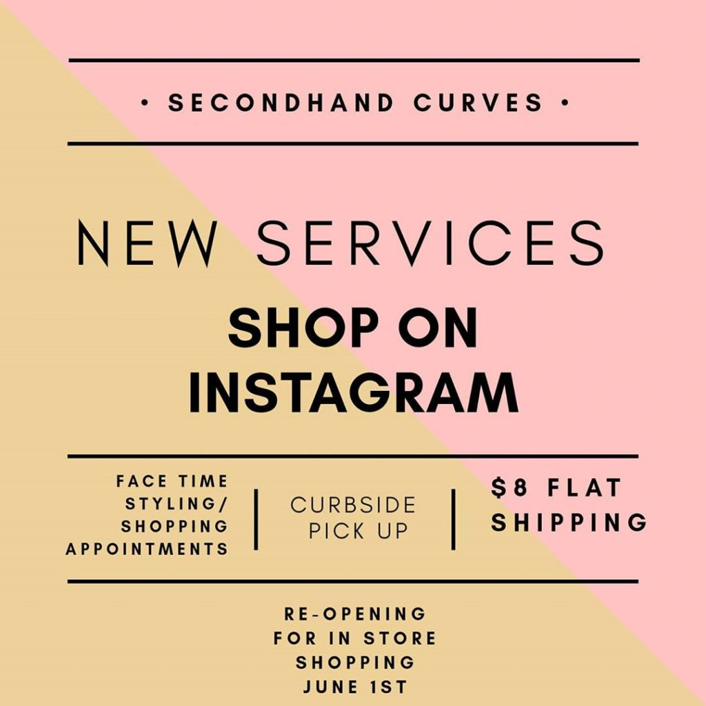 Secondhand curves online consignment