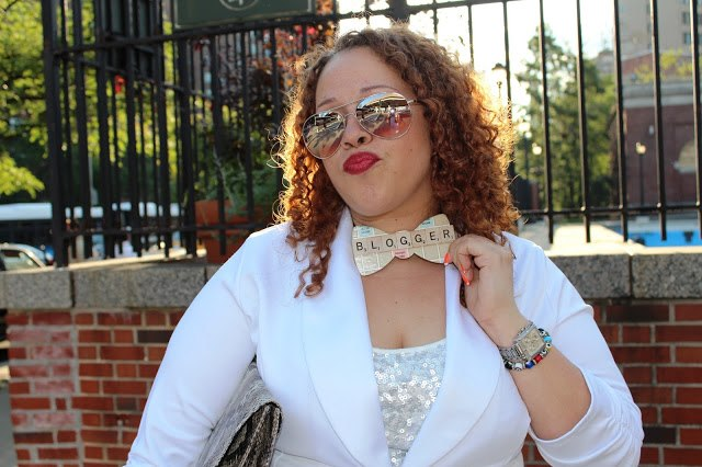 Speaking of Curves with Blogger House Curvy Closet- Sandra