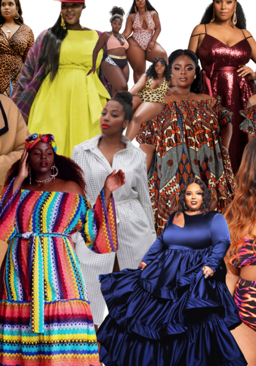 featured image 40+ Black owned plus size designers