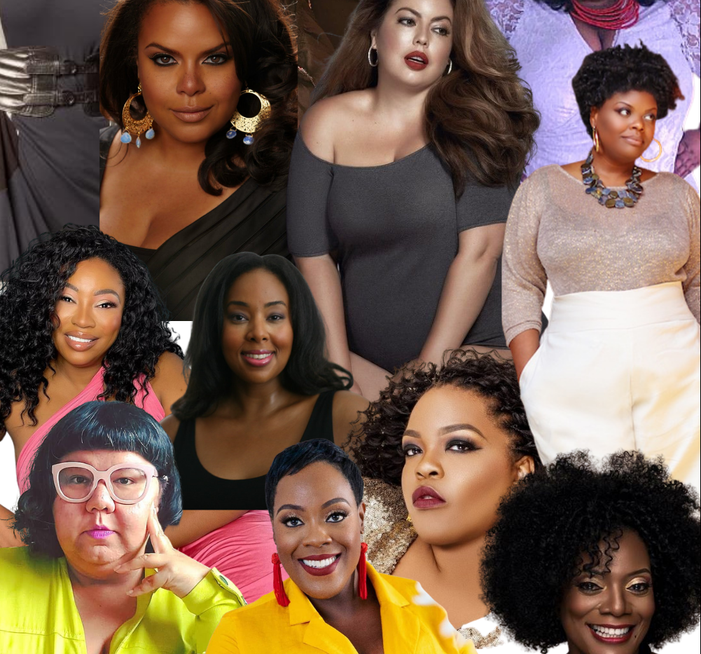 25 Women Of Color Who Paved The Way for Body Positivity & Plus Size Fashion