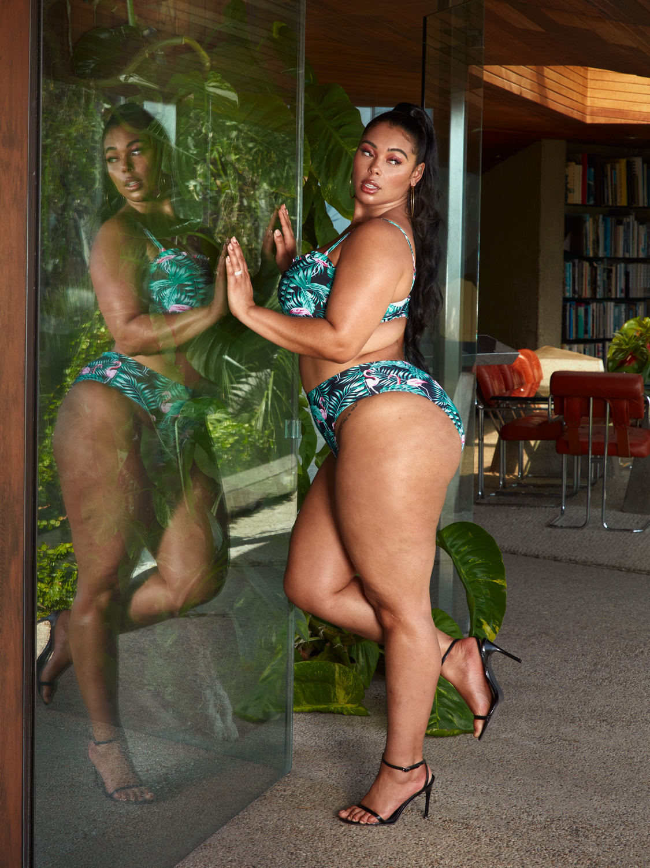 Fashion to Figure x Tabria Majors Swim Collection