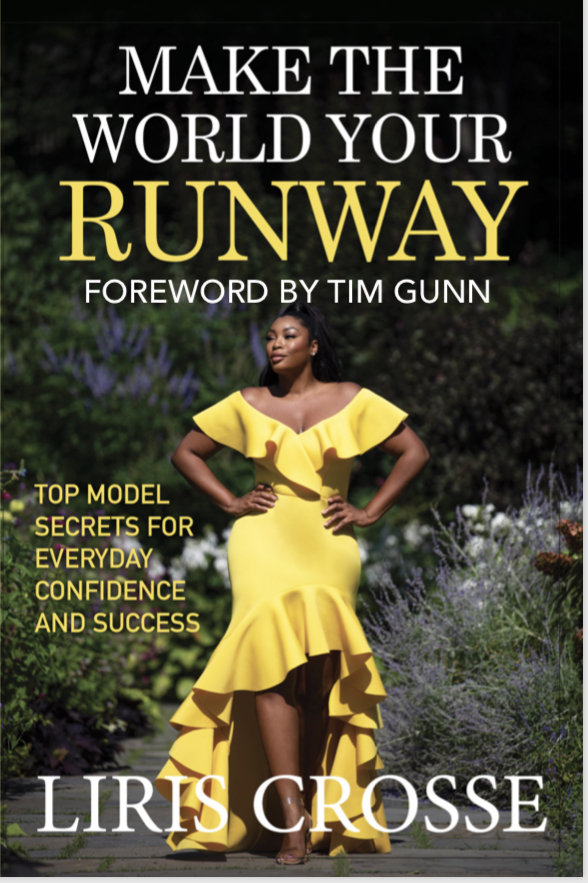"Liris's book, ""Make the World Your Runway """