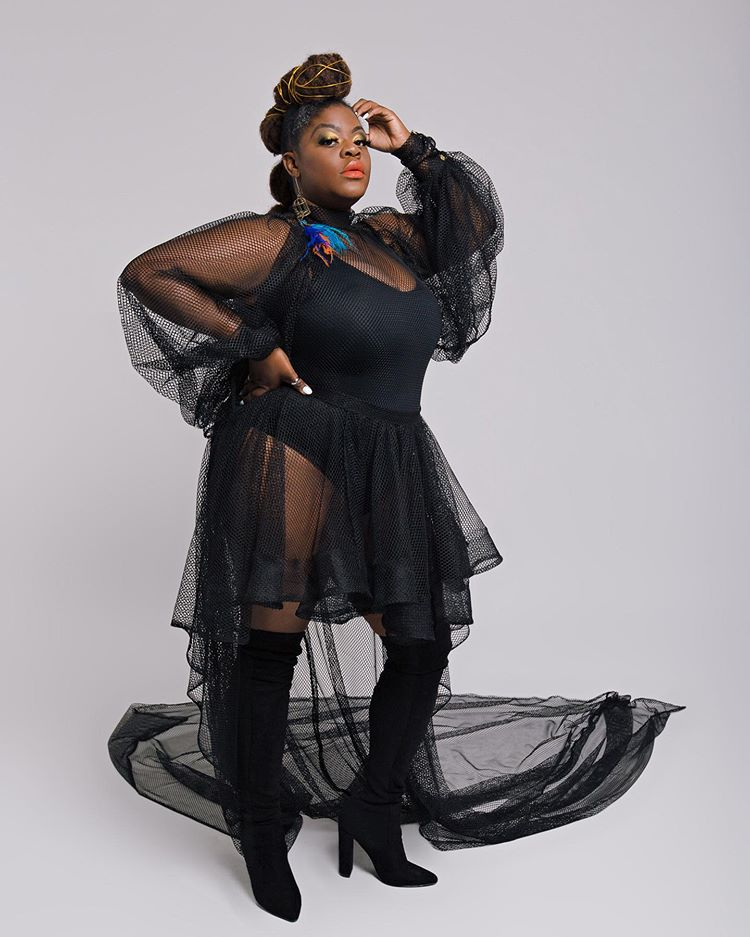 A New Indie Plus Designer to Watch, Brittany Jade of Beautiphull