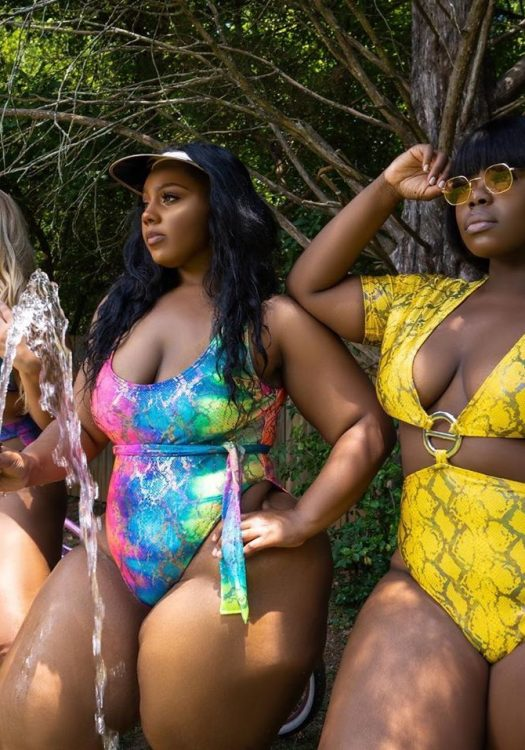 The Diva Kurves Swim 2020 Collection is Here and HOT