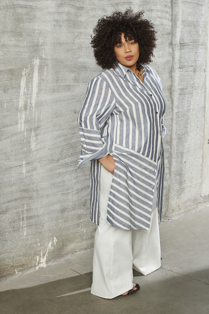 Pari Passu Summer Collection: Plus Size Suiting and Wear to work options