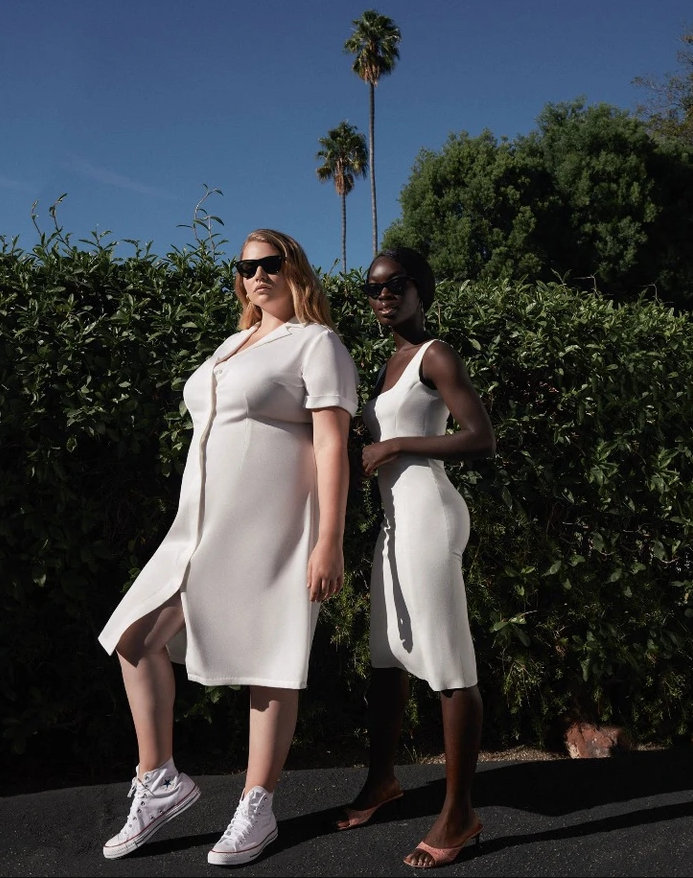 Almost There, New Sustainable fashion brand up through a size 5X