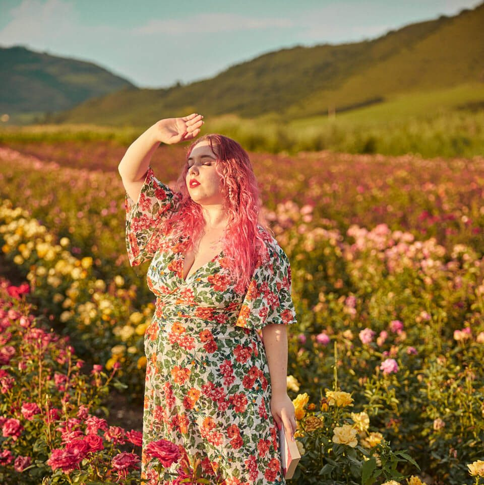 Loud Bodies Launches a New Plus Size Sustainable Collection up through a 7X!
