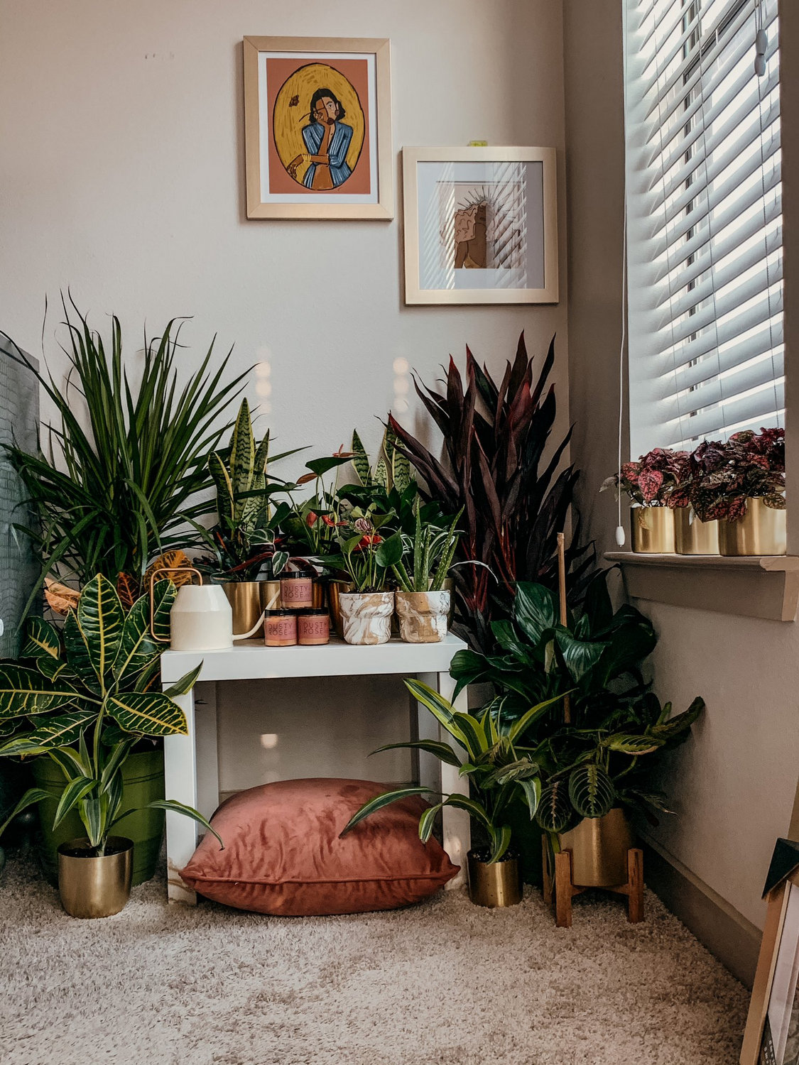 Creating Intentional Botanical Spaces- @MercyBCarruther