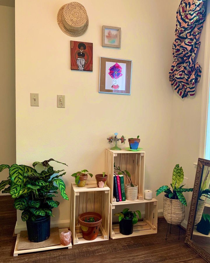 Creating Intentional Botanical Spaces- @mamasflwrchild