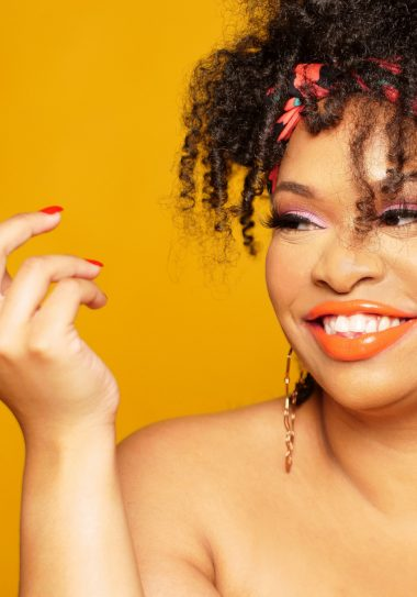 Speaking of Curves: Meet Stylist and Plus Size Influencer, D. Ni'Cole!