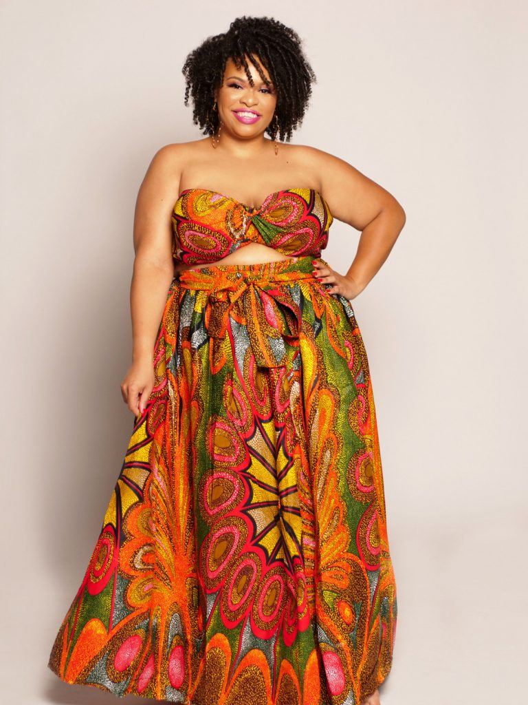 Speaking of Curves Meet Stylist and Plus Size Influencer D NiCole!
