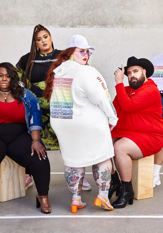 Fashion to Figure x Tess Holliday Collection