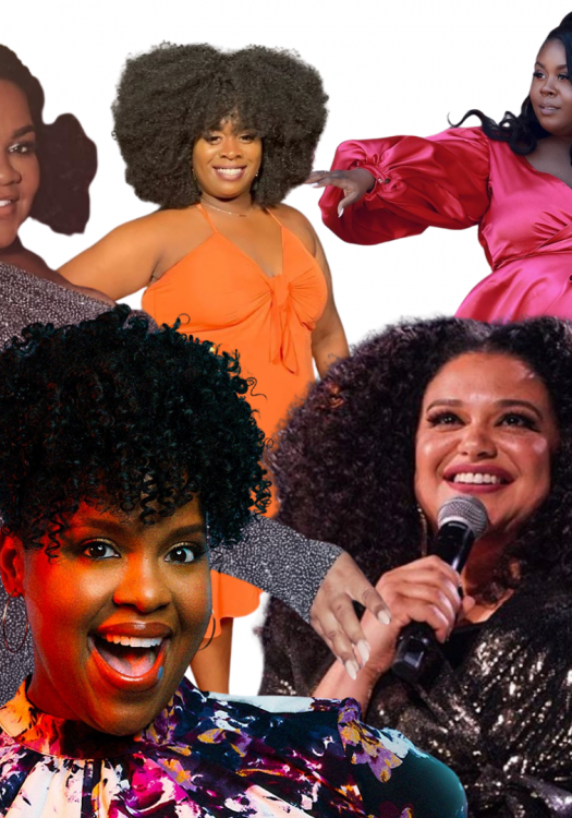 Black Plus Size Actresses- The Black plus size leading ladies we would like to see more of