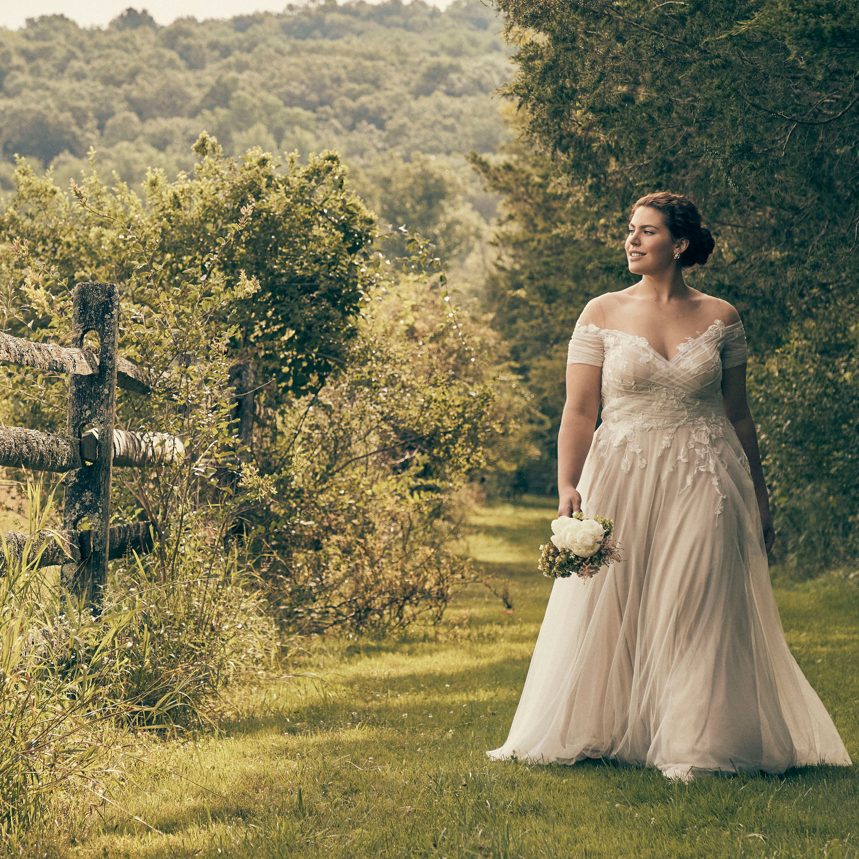 BHLDN Plus Size Bridal Launch