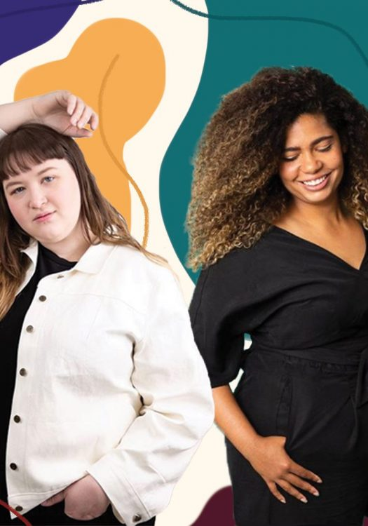 Redesigning Fashion panel event and the intersection of plus size sustainable fashion