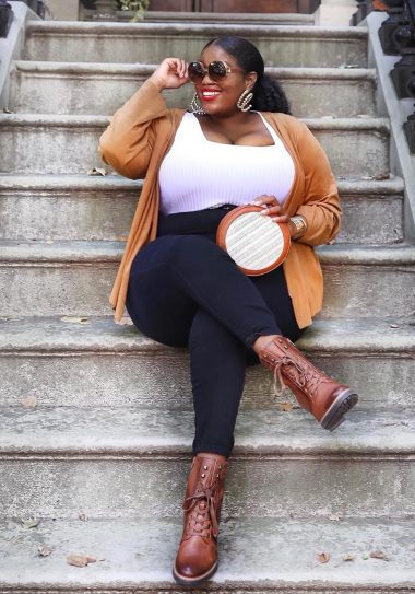 These Plus Size Influencers Are Giving Us All the Fall Fashion Inspiration!