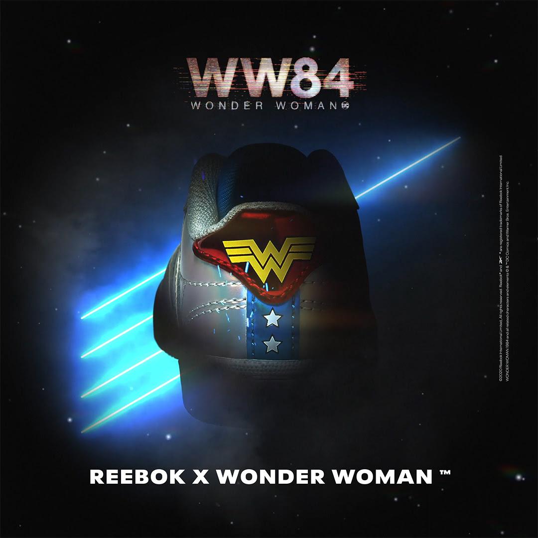 Reebok x Wonder Woman Collection