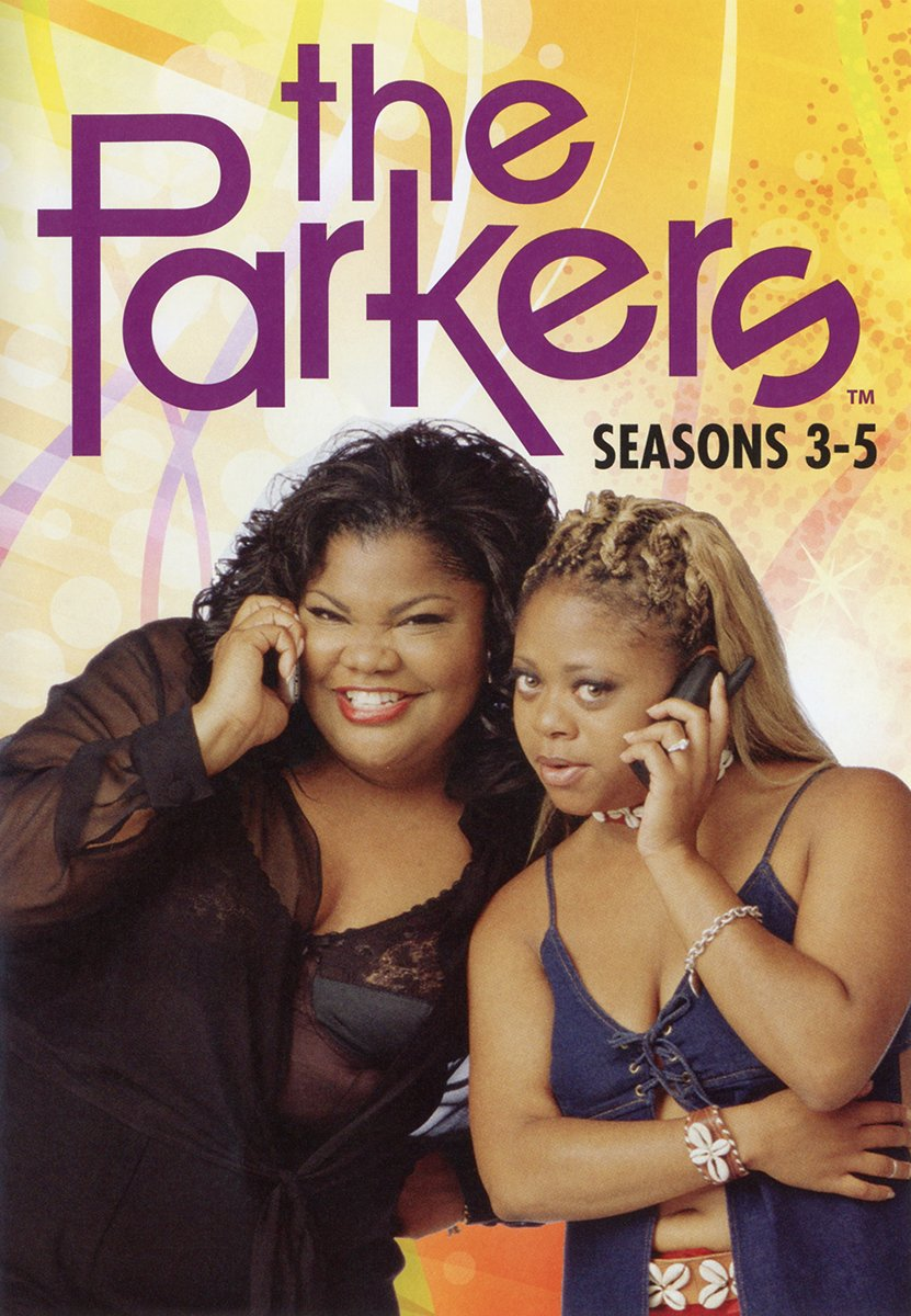 The Parkers Season 3-5