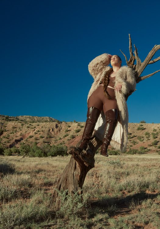 4 Plus-Size Thigh-High Boots by Nadia Aboulhson at Fashion to Figure