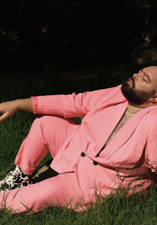 Meet 20 Amazing Plus Size Male Models & Influencers That Should Be On Your Radar!