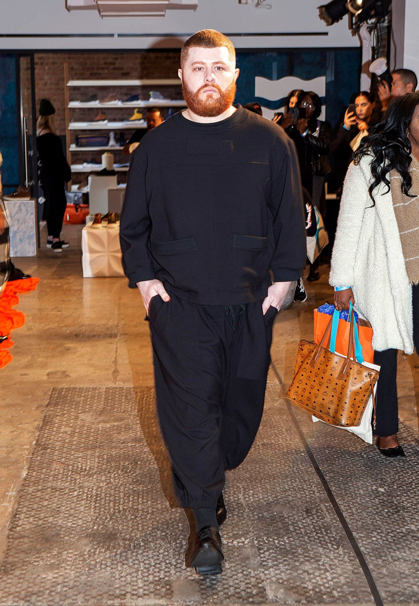20 Amazing Plus Size Male Models