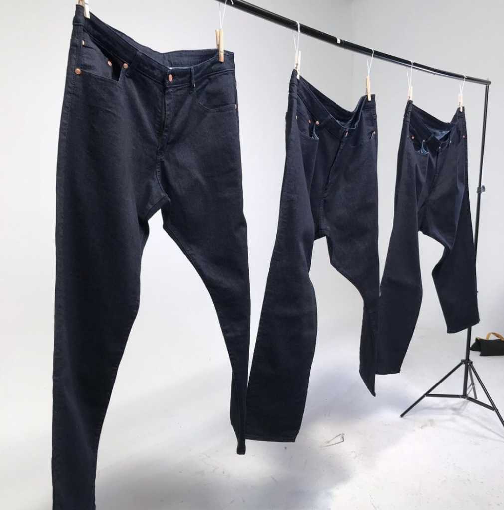 Fat Trunk Jeans for Big & Tall Men