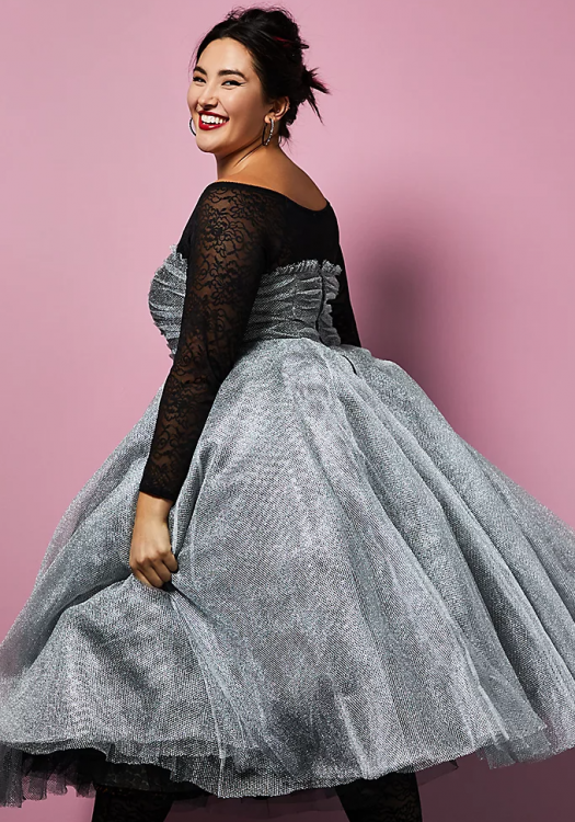 the Betsey Johnson x Torrid collection