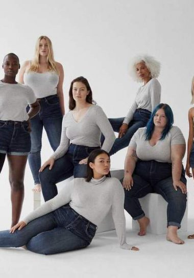 Universal Standard Denim Drive with Blue Jeans Go Green