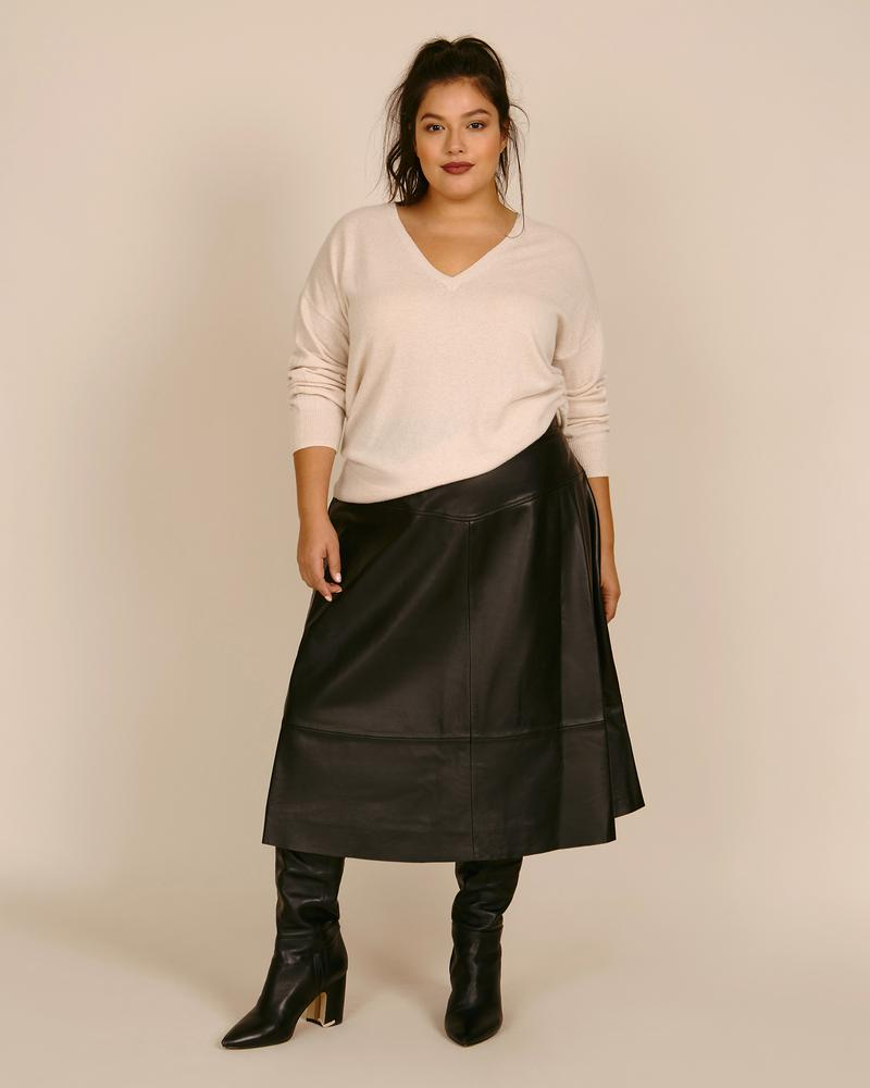11 Honore Plus Size Cashmere