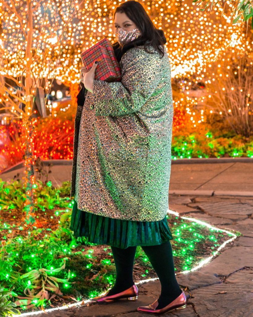 Modcloth giveaway featuring Sarah from Rascal Honey on The Curvy Fashionista