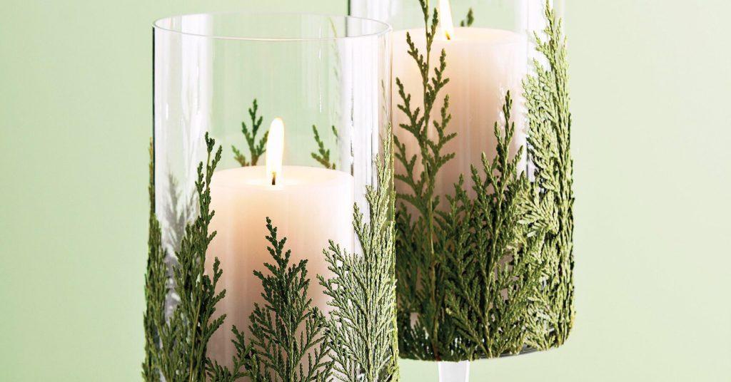 Fall Aromatherapy Candles