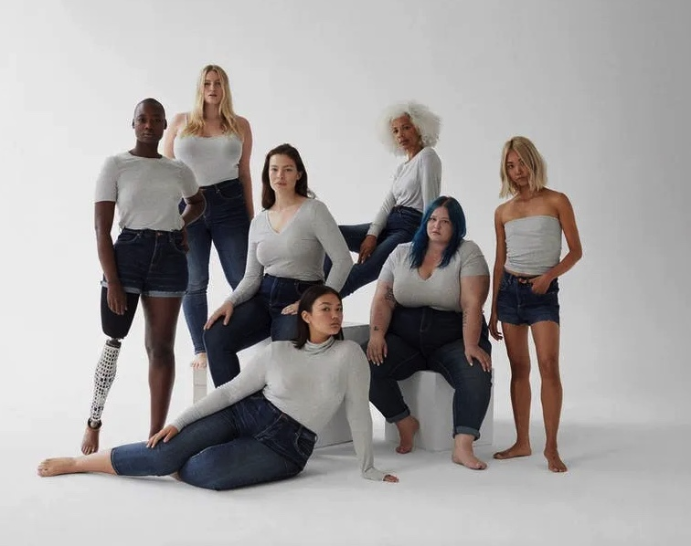 Plus Size nonbinary people