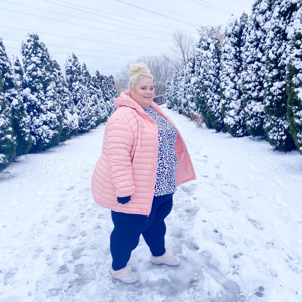 Snow Country Giveaway on The Curvy Fashionista featuring Mustang Sally Two