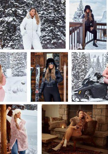 ashion to Figure x OG plus beauty Chastity Garner Apres Ski Collection