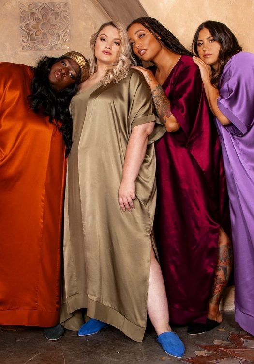 You Oughta Know: Contemporary Plus Size Brand, Sante Grace