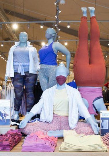 athleta plus size activewear