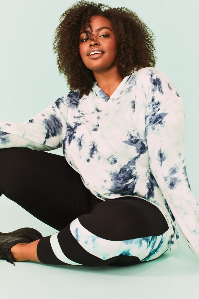Livi Active by Lane Bryant- plus size activewear